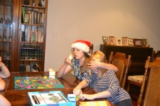 Christmas Day Trivial Pursuit
